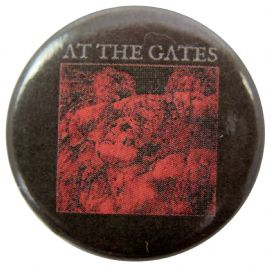 At the Gates- 'To Drink from the Night Itself' Button Badge